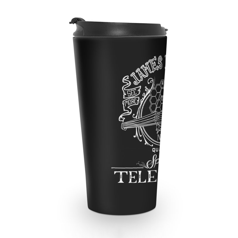 James Webb Space Telescope Accessories Travel Mug by Juleah Kaliski Designs
