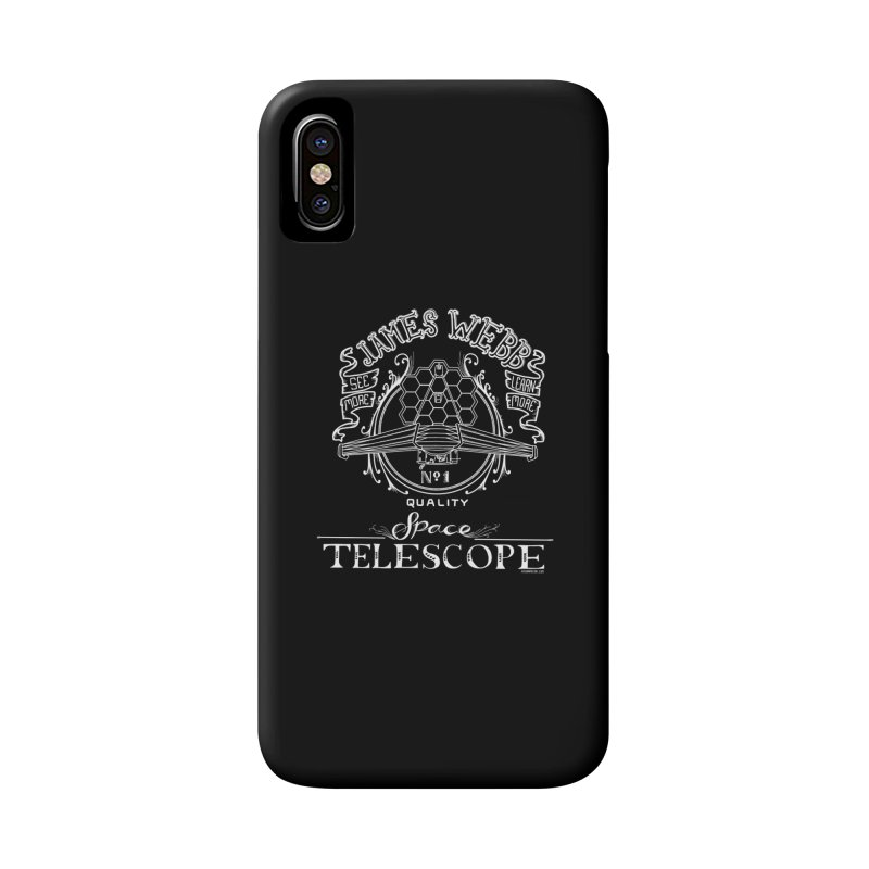 James Webb Space Telescope Accessories Phone Case by Juleah Kaliski Designs