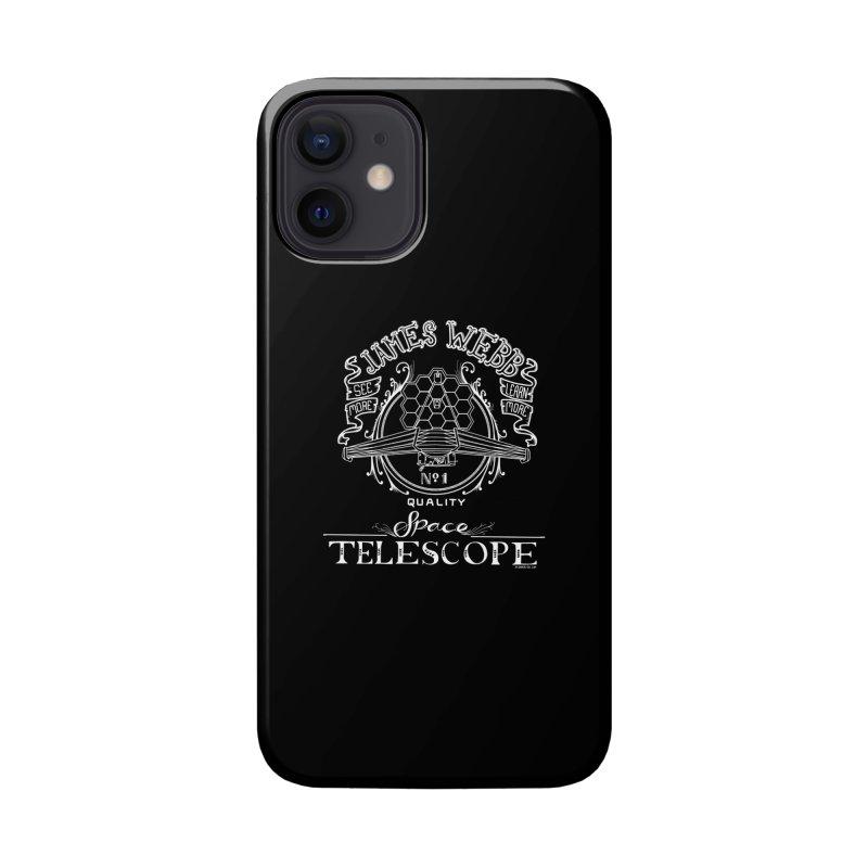 James Webb Space Telescope Accessories Phone Case by Juleah Kaliski Designs