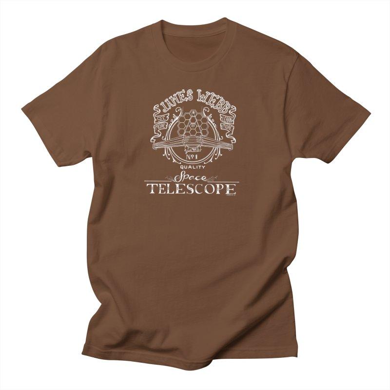 James Webb Space Telescope Men's T-Shirt by Juleah Kaliski Designs