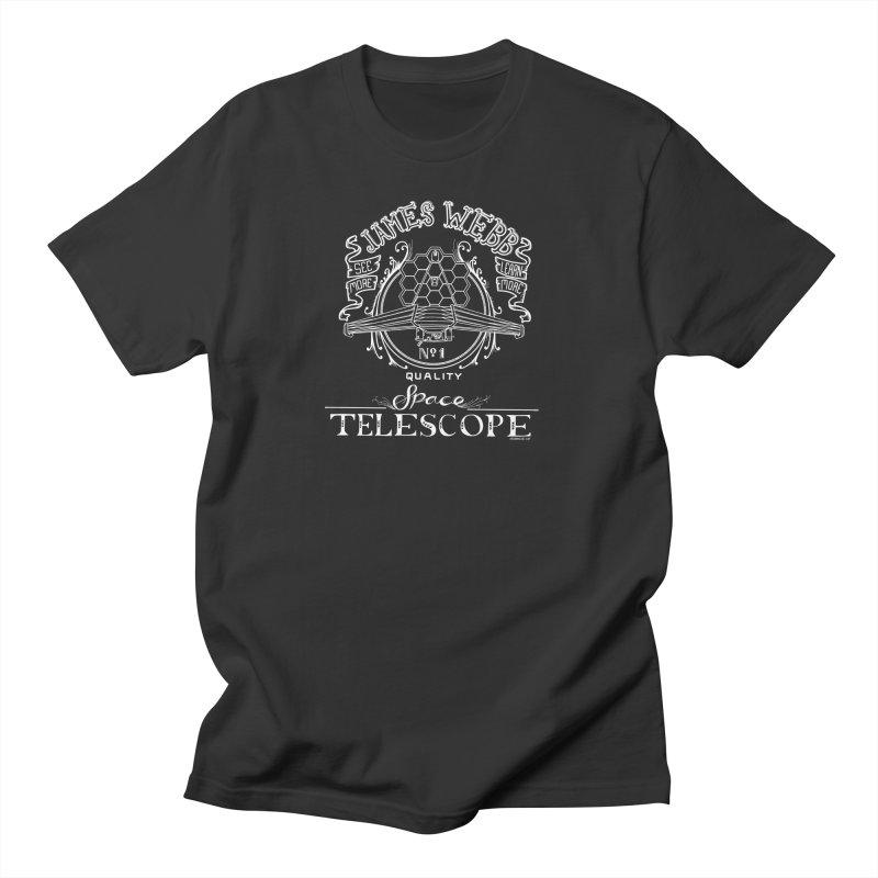 James Webb Space Telescope Men's Regular T-Shirt by Juleah Kaliski Designs