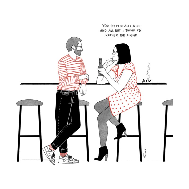 Friday Night by Julia Bernhard