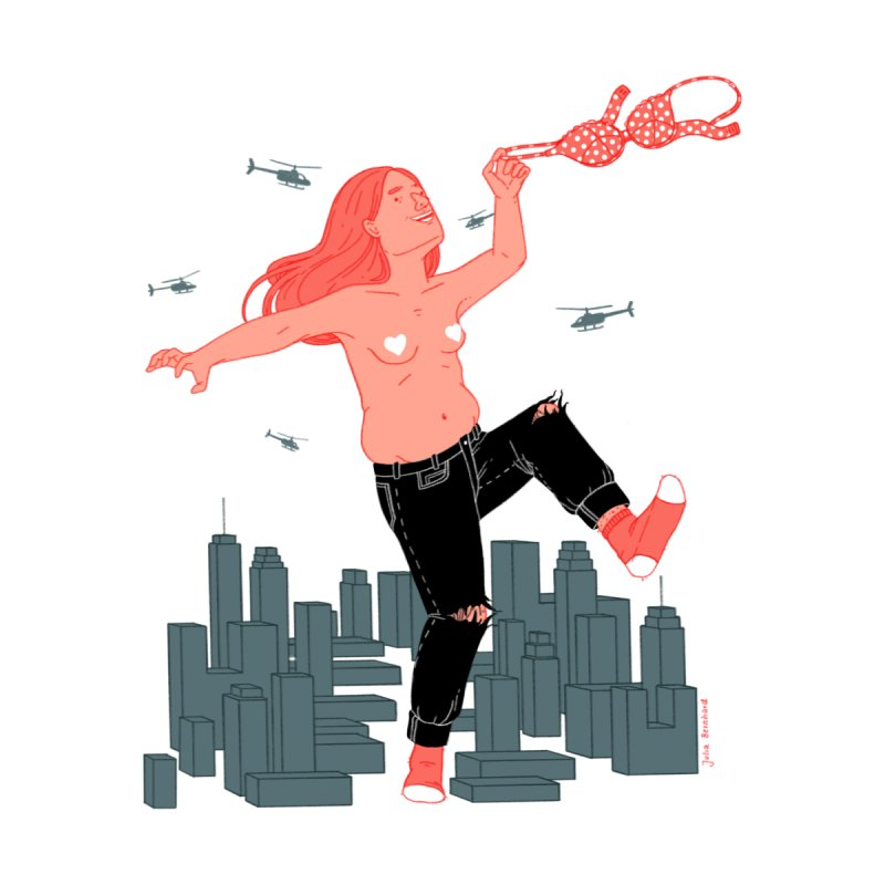 Freedom by Julia Bernhard