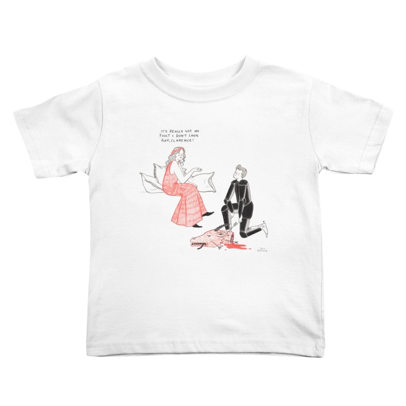 Little Princess Kids Toddler T-Shirt by juliabernhard's Artist Shop
