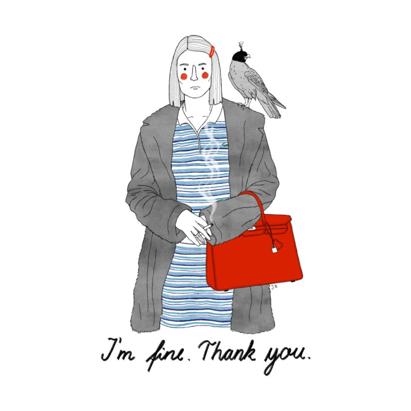 Margot Tenenbaum by Julia Bernhard