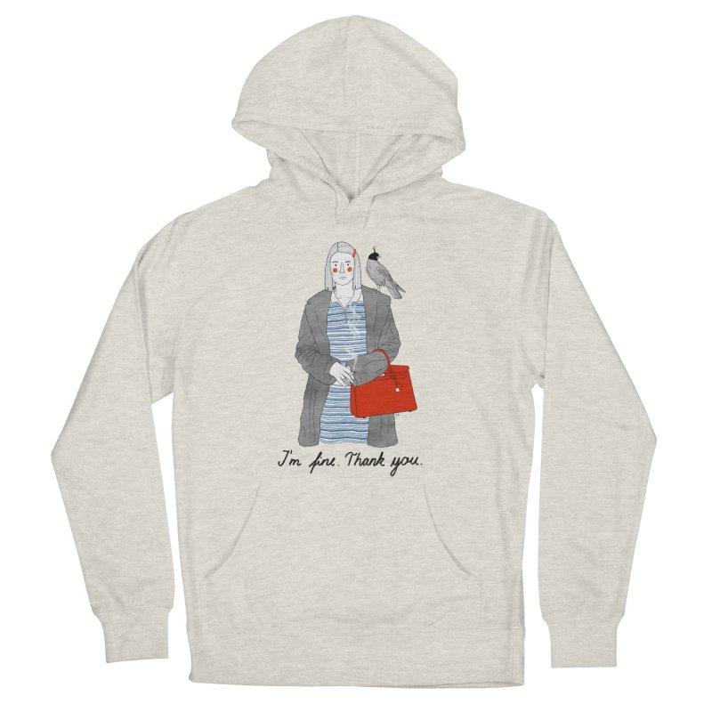 Margot Tenenbaum Men's Pullover Hoody by juliabernhard's Artist Shop