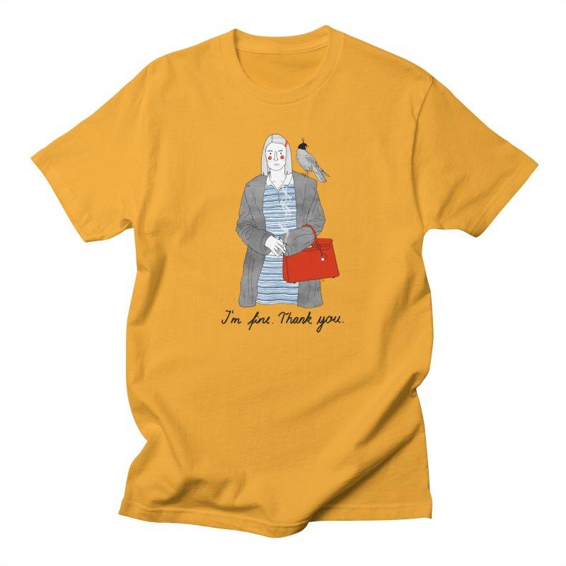 Margot Tenenbaum Women's Unisex T-Shirt by juliabernhard's Artist Shop