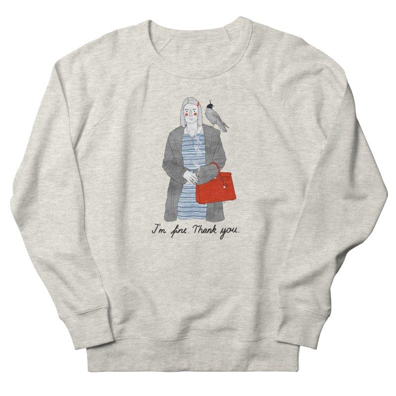 Margot Tenenbaum Women's Sweatshirt by juliabernhard's Artist Shop