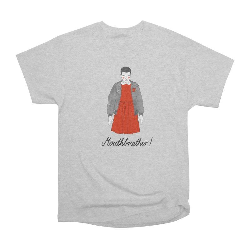 Stranger Things Women's Heavyweight Unisex T-Shirt by juliabernhard's Artist Shop