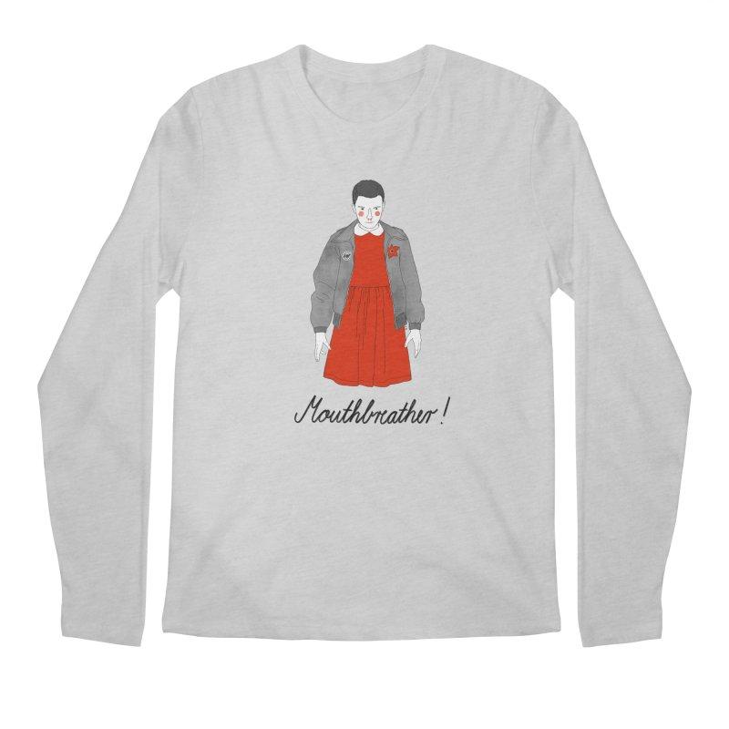 Stranger Things Men's Regular Longsleeve T-Shirt by Julia Bernhard