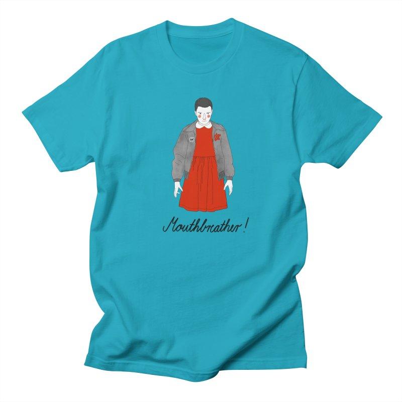 Stranger Things Women's Regular Unisex T-Shirt by Julia Bernhard