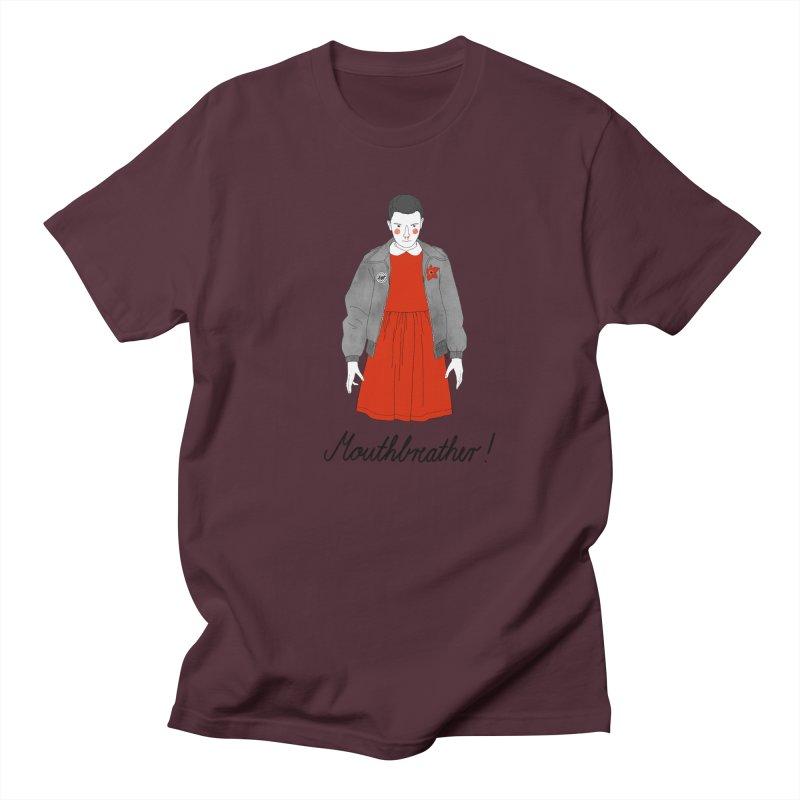 Stranger Things Men's T-Shirt by juliabernhard's Artist Shop