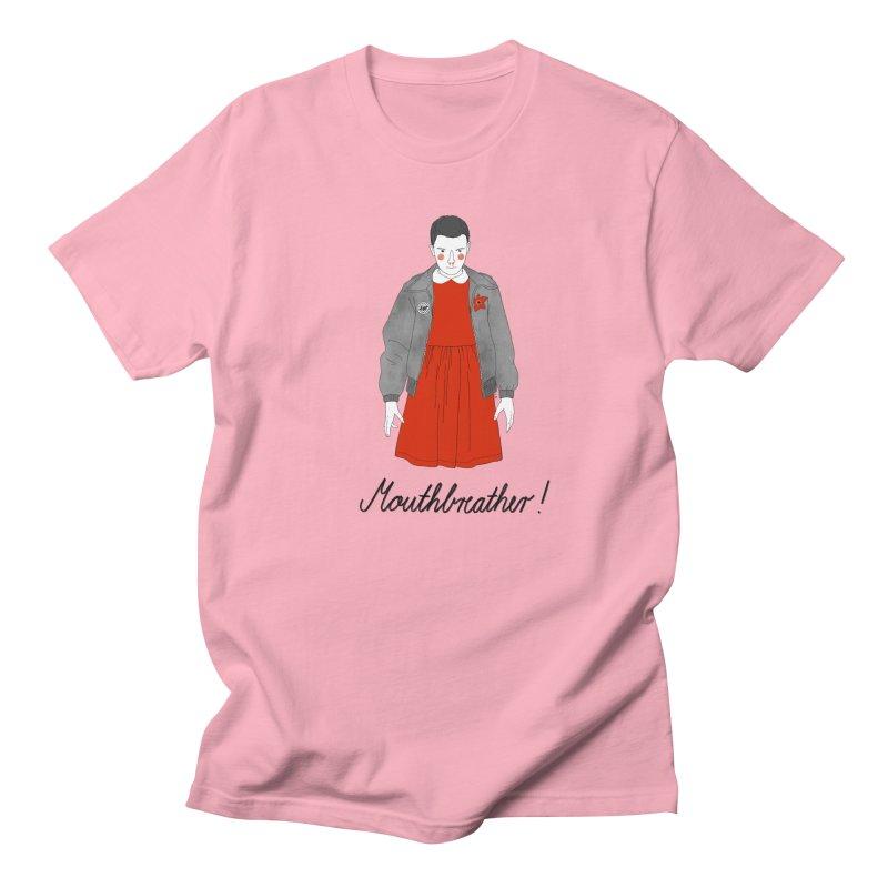 Stranger Things Men's Regular T-Shirt by juliabernhard's Artist Shop