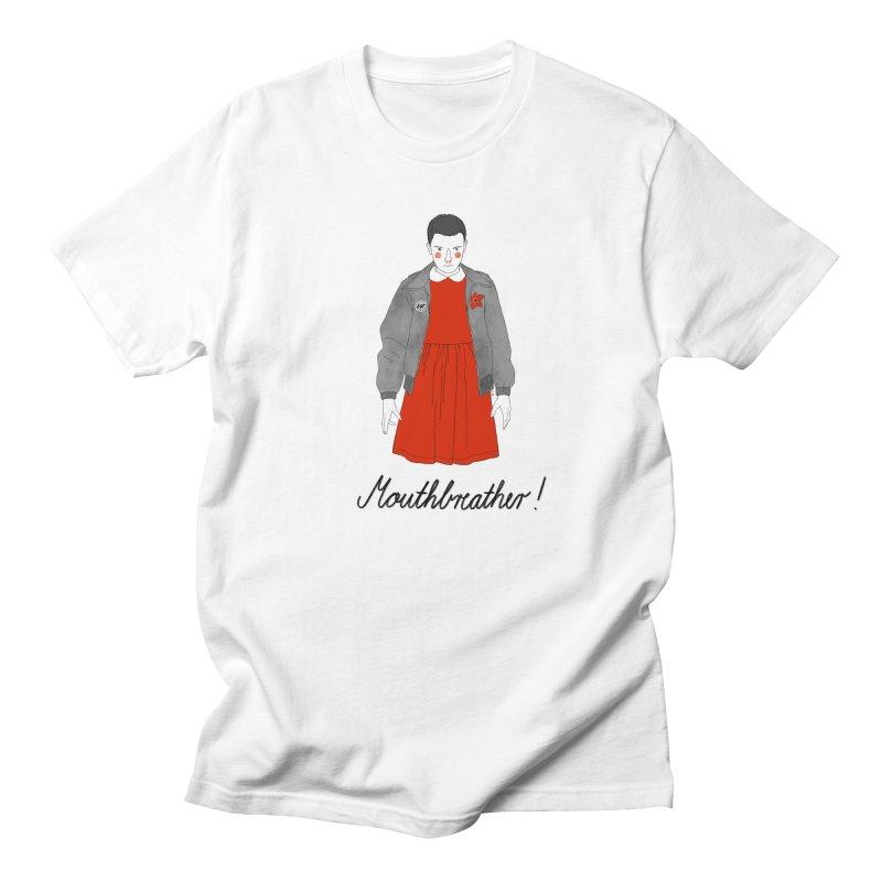 Stranger Things Women's Unisex T-Shirt by juliabernhard's Artist Shop