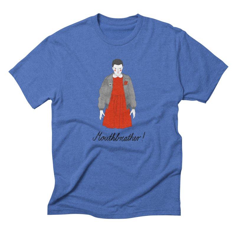 Stranger Things Men's Triblend T-Shirt by juliabernhard's Artist Shop