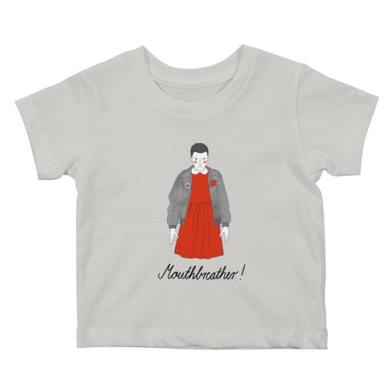 Stranger Things Kids Baby T-Shirt by juliabernhard's Artist Shop