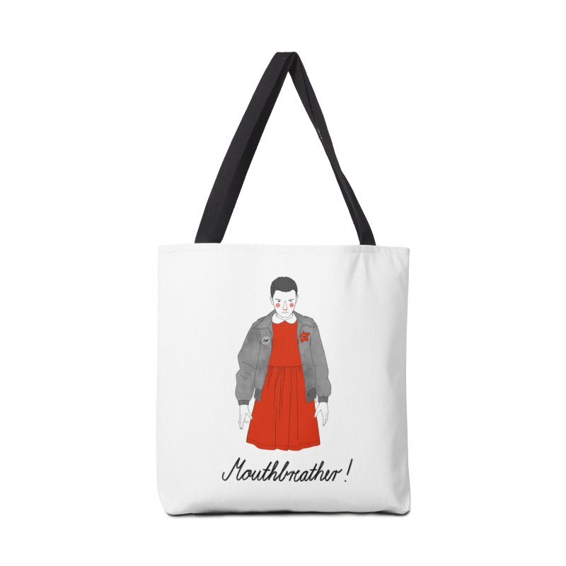 Stranger Things Accessories Bag by juliabernhard's Artist Shop