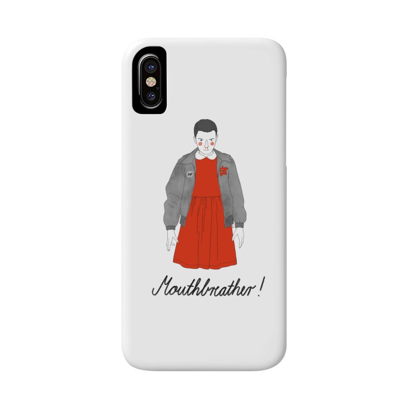 Stranger Things Accessories Phone Case by juliabernhard's Artist Shop