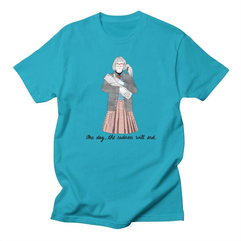 The Log Lady Women's Regular Unisex T-Shirt by juliabernhard's Artist Shop