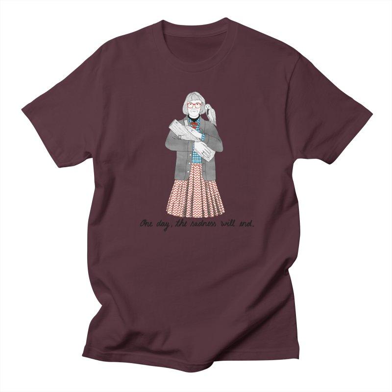The Log Lady Women's Unisex T-Shirt by juliabernhard's Artist Shop