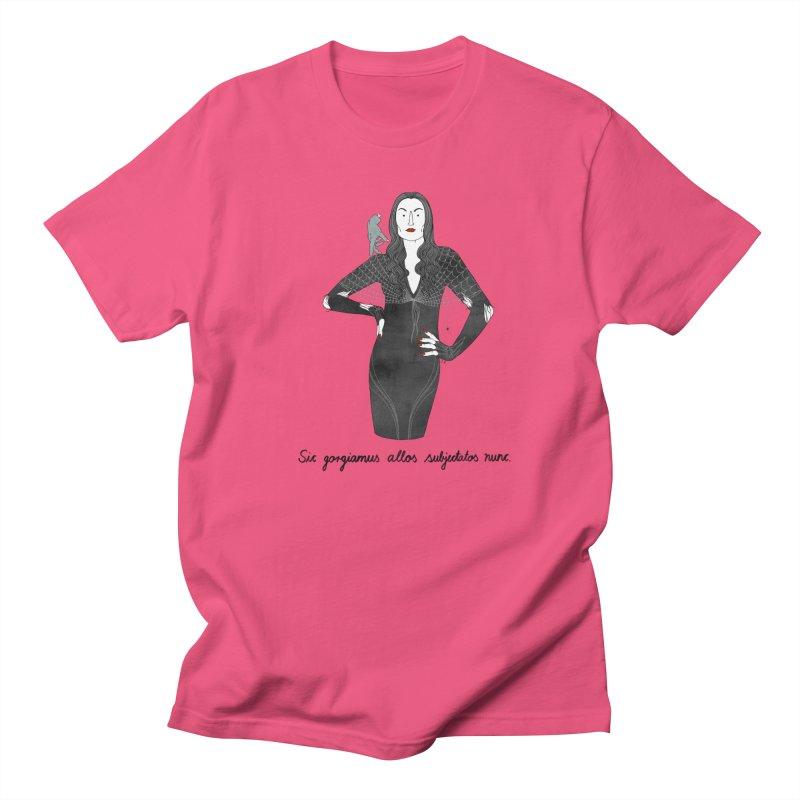 Morticia Addams Women's Regular Unisex T-Shirt by juliabernhard's Artist Shop