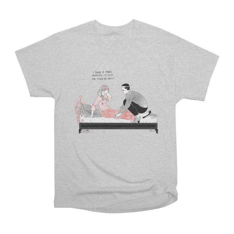 Sleeping Beauty Women's Heavyweight Unisex T-Shirt by juliabernhard's Artist Shop