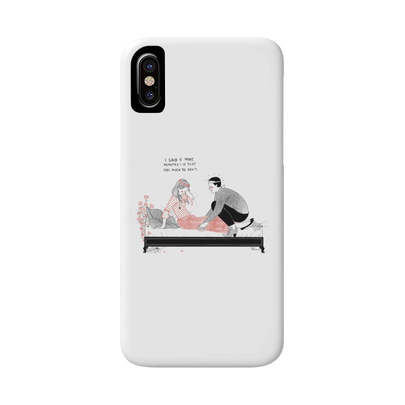 Sleeping Beauty Accessories Phone Case by juliabernhard's Artist Shop