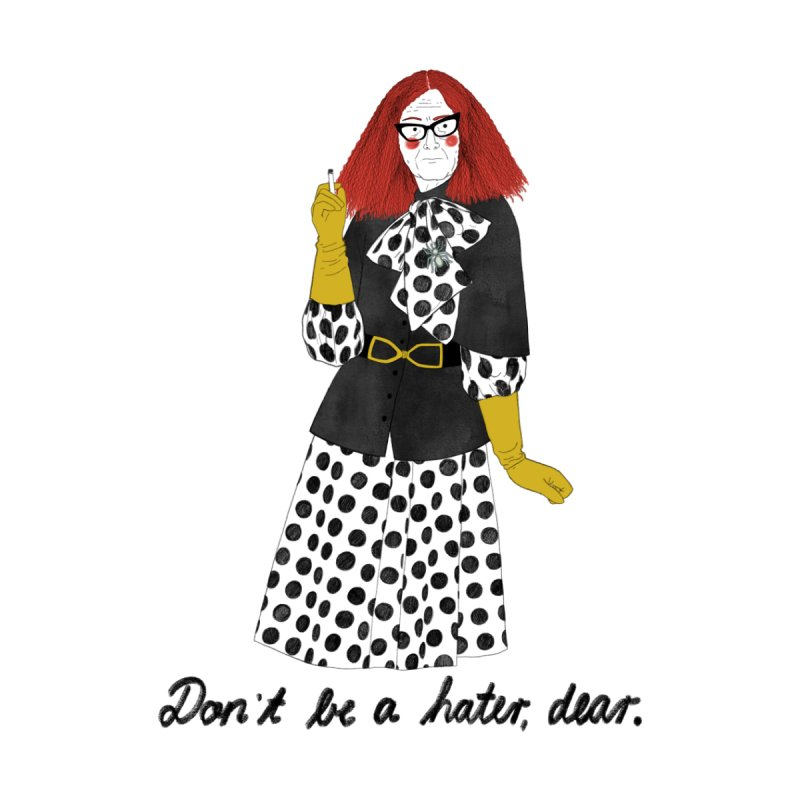 Myrtle Snow by juliabernhard's Artist Shop