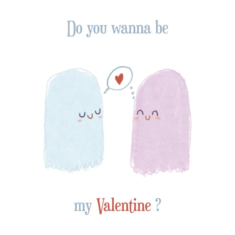 Do you wanna be my Valentine? by Juliana Motzko
