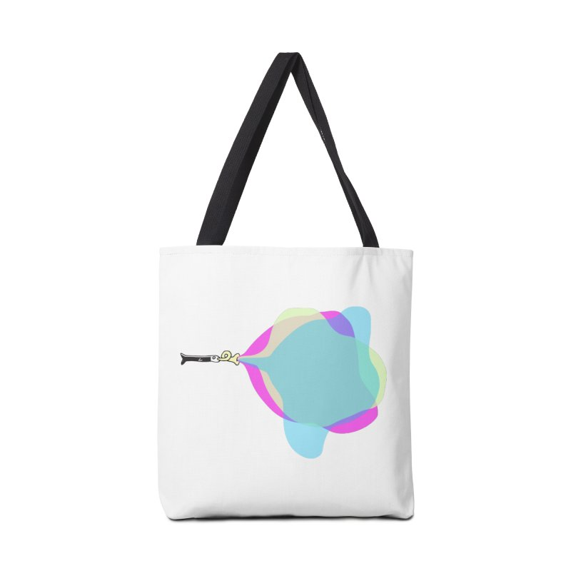 Tune Fish Accessories Bag by julianepieper's Artist Shop