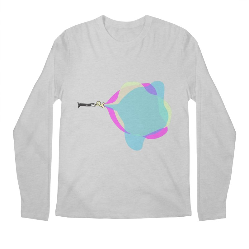 Tune Fish Men's Longsleeve T-Shirt by julianepieper's Artist Shop