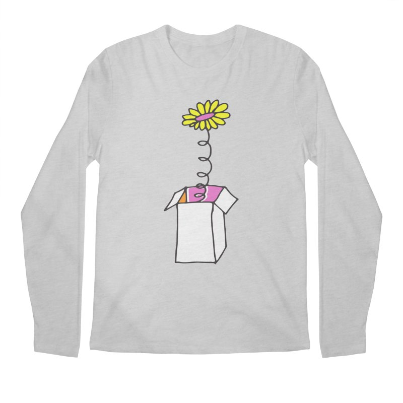 Flowerbox Men's Longsleeve T-Shirt by julianepieper's Artist Shop