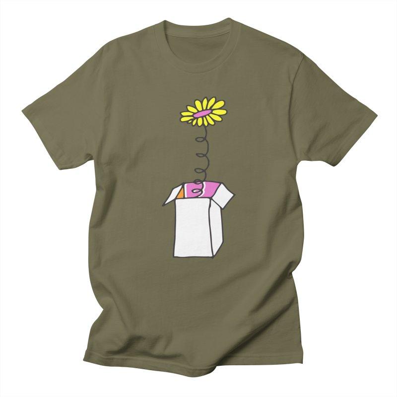 Flowerbox Women's Unisex T-Shirt by julianepieper's Artist Shop