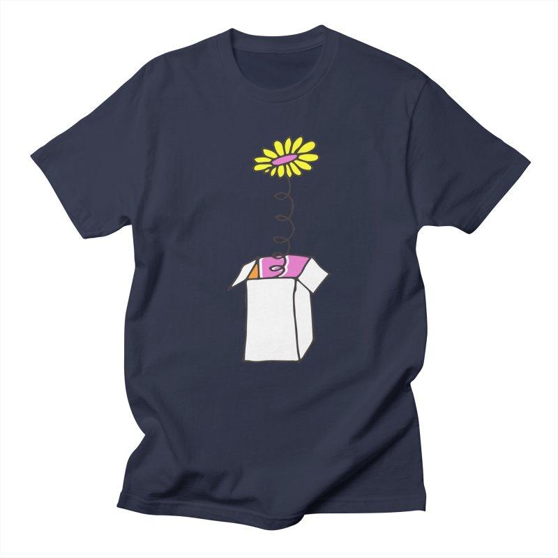 Flowerbox Men's T-Shirt by julianepieper's Artist Shop