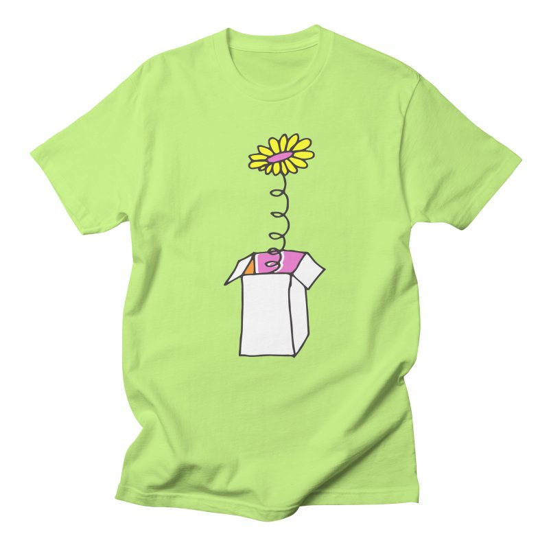 Flowerbox Women's Unisex T-Shirt by julianepieper's Artist Shop