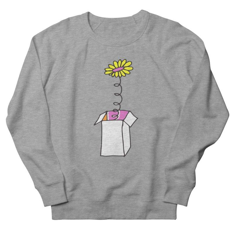 Flowerbox Women's Sweatshirt by julianepieper's Artist Shop