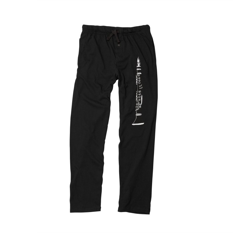 Clarinet Men's Lounge Pants by julianepieper's Artist Shop