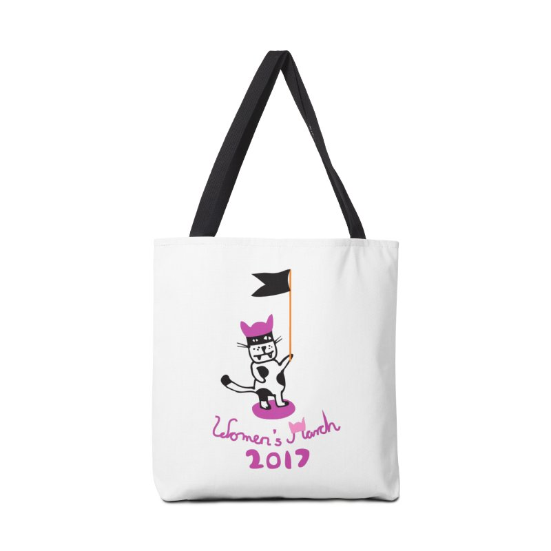 Women's March 2017 Accessories Bag by julianepieper's Artist Shop