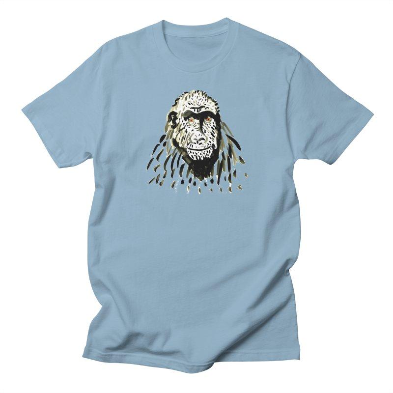 Gorilla Women's Unisex T-Shirt by julianepieper's Artist Shop