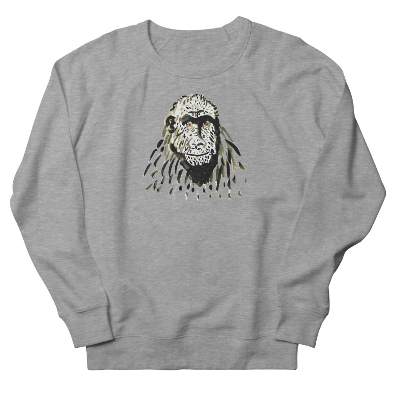 Gorilla Women's Sweatshirt by julianepieper's Artist Shop