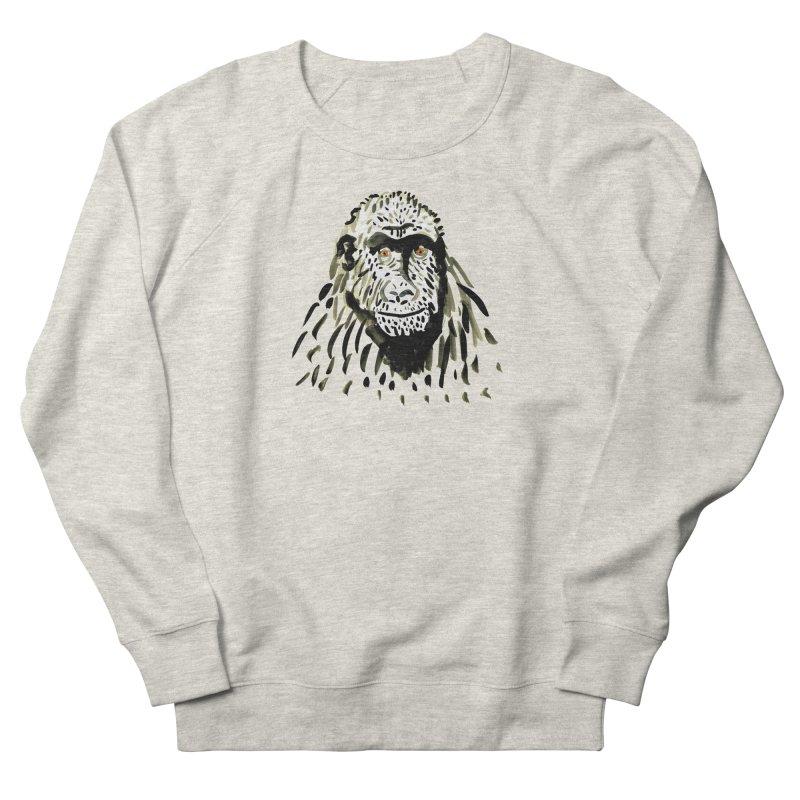 Gorilla Men's Sweatshirt by julianepieper's Artist Shop