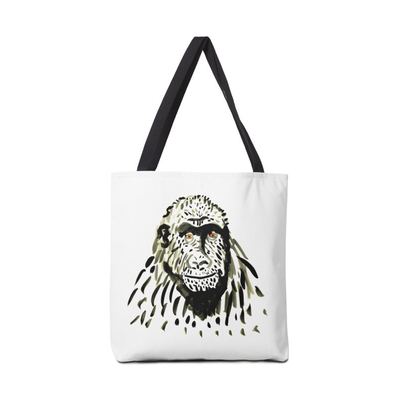 Gorilla Accessories Bag by julianepieper's Artist Shop