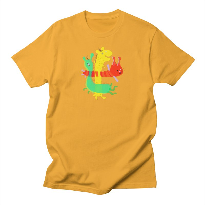 Baby Monster Party Women's Unisex T-Shirt by julianepieper's Artist Shop