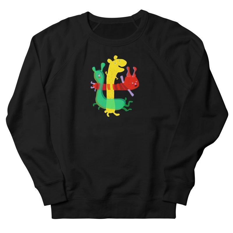 Baby Monster Party Men's Sweatshirt by julianepieper's Artist Shop