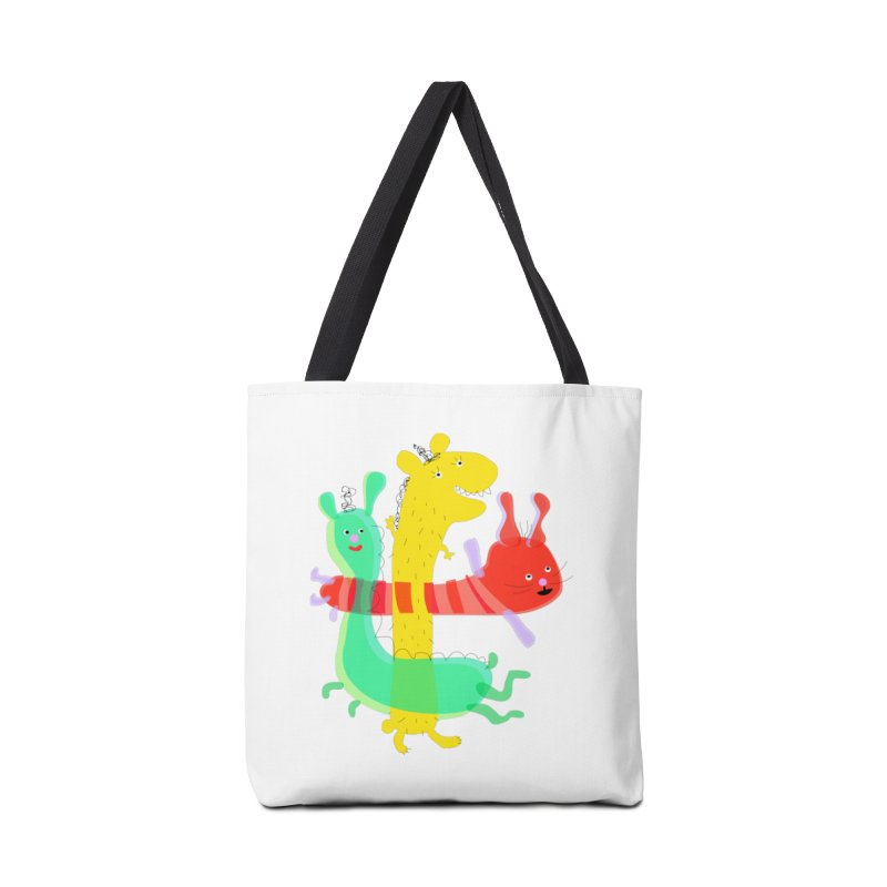 Baby Monster Party Accessories Bag by julianepieper's Artist Shop