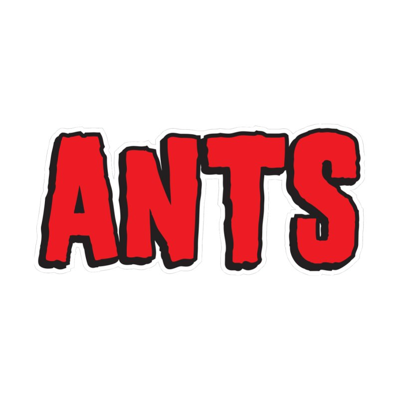 Ants Men's T-Shirt by Ants PopUp