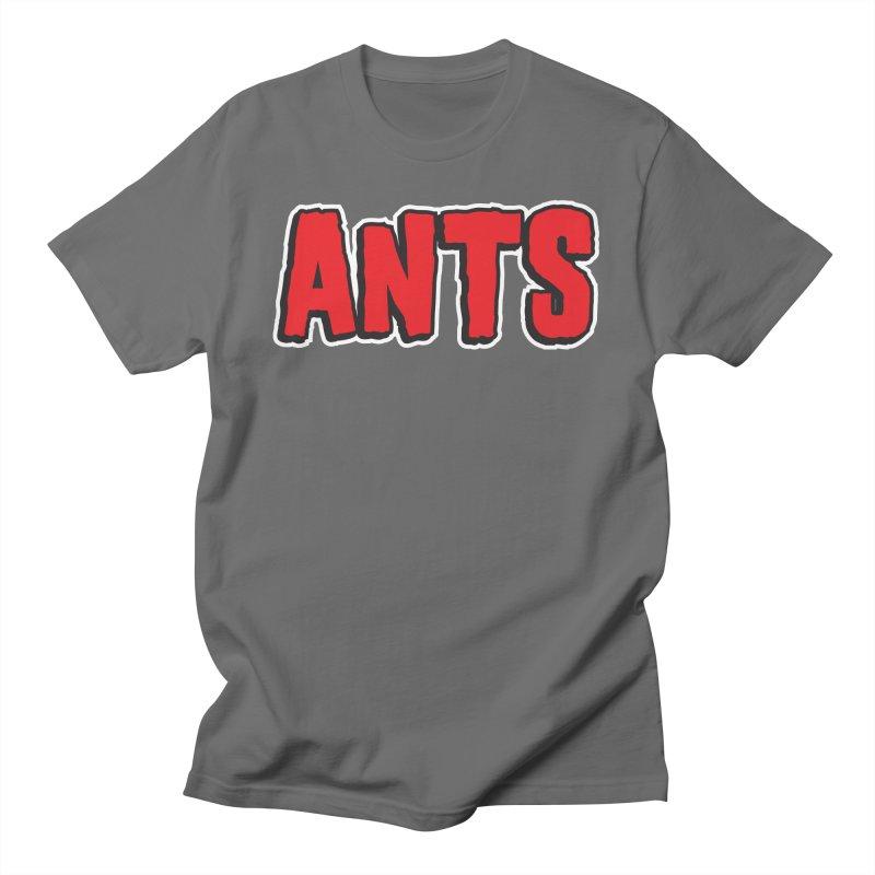 Ants Men's T-Shirt by Ants PopUp