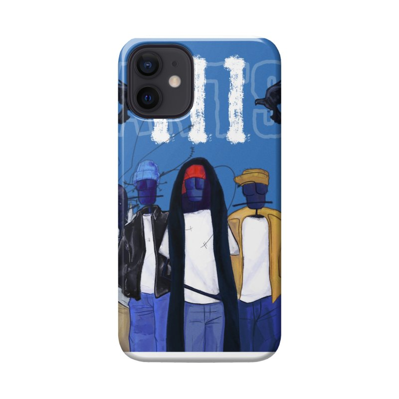 Ants Vol. III Accessories Phone Case by Ants PopUp