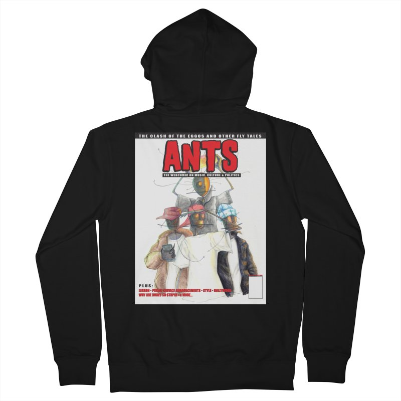 Ants Vol. 1 Men's Zip-Up Hoody by Ants PopUp
