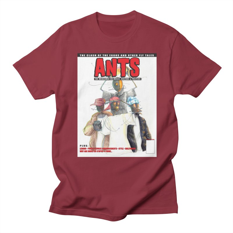 Ants Vol. 1 Men's T-Shirt by Ants PopUp